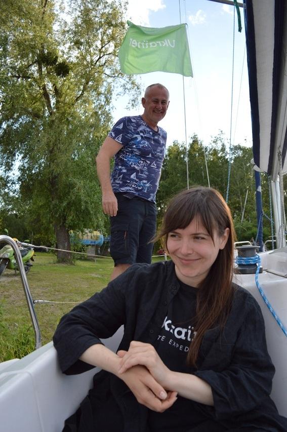 Капітан Василь і капітанша Каріна