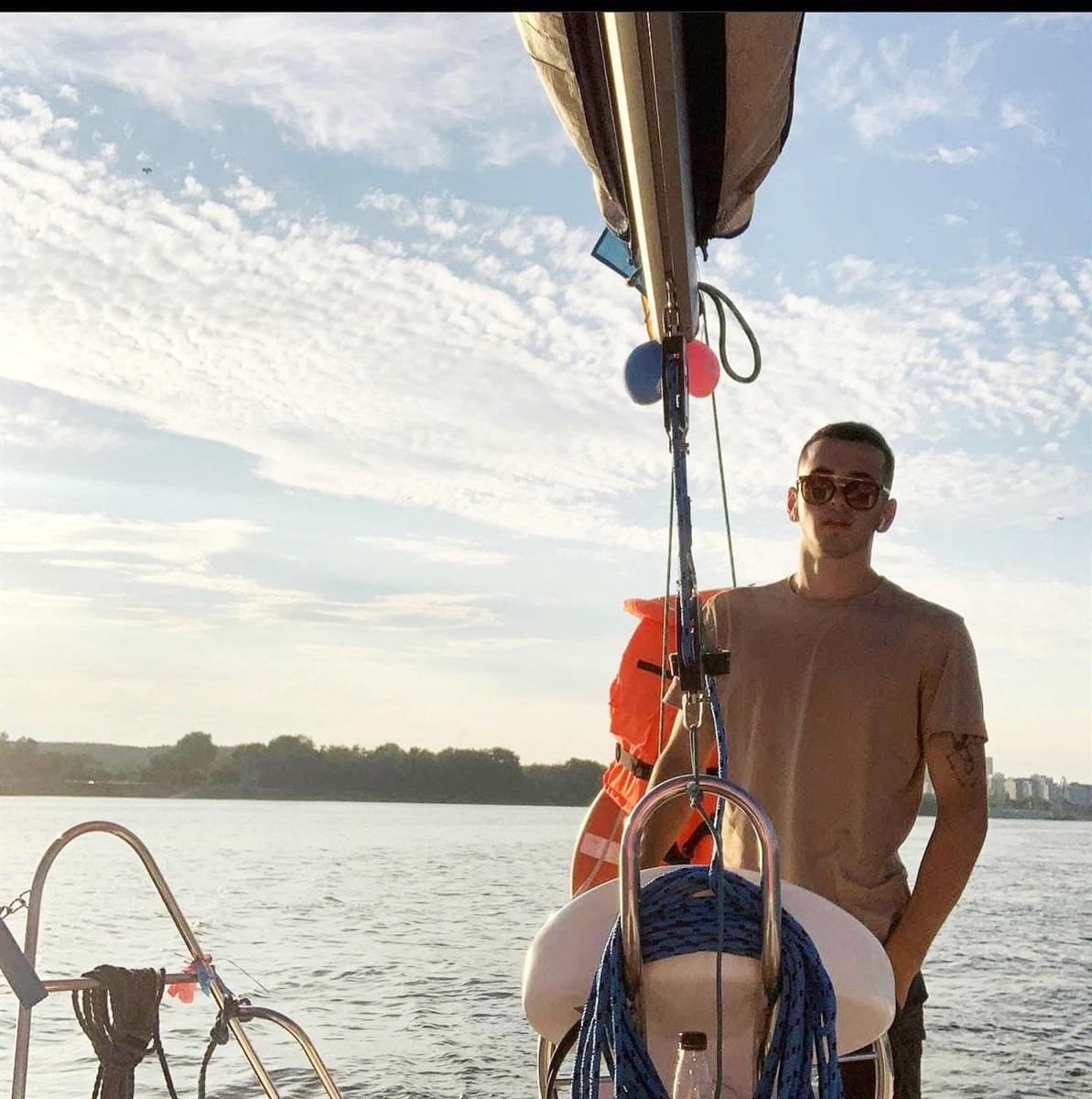 Капітан Іван Біленко швидко влився в молоду команду
